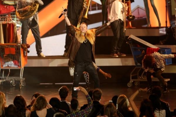 Macklemore & Lewis recibió la nominación a los Grammys.