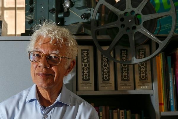 José Carlos Avellar comenzó su carrera profesional escribiendo para el diario 'Jornal do Brasil'. | MAYELA LÓPEZ