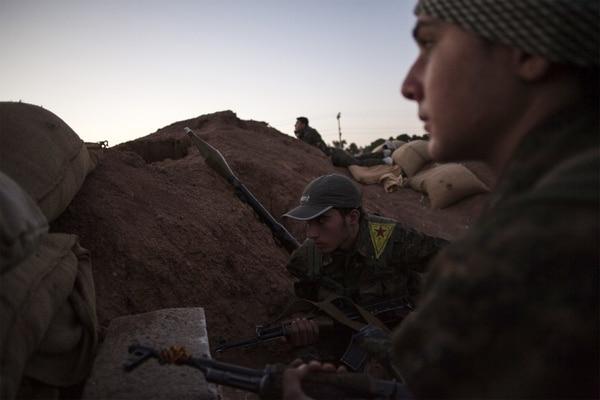 El este de Siria es escenario de constantes ataques por parte del régimien del presidente Bashar al-Asad y los rebeldes sirios.