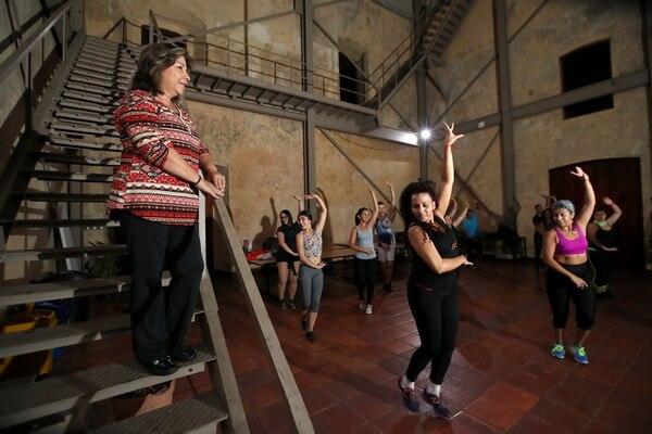 Ligia Torijano ha sido la más fuerte defensora del swing criollo de Costa Rica. Con su compañía La Cuna del Swing ha llevado este baile a diferentes partes del mundo. Foto: John Durán.
