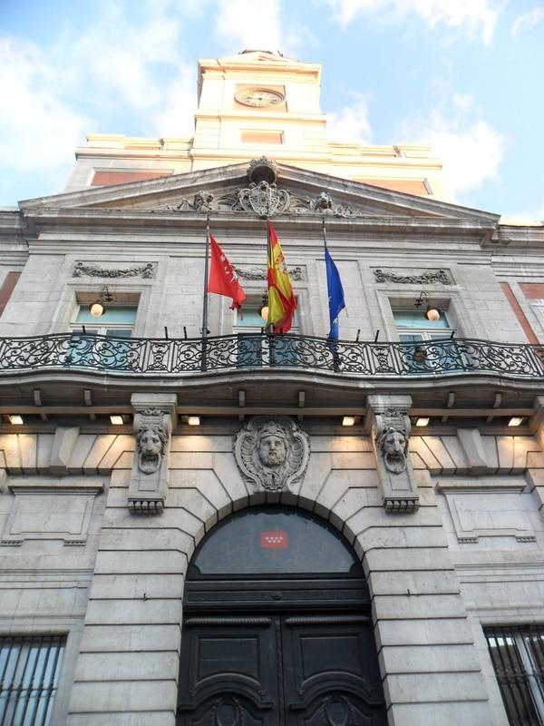 España, Madrid