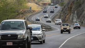 Este domingo habrá carril reversible en Ruta 27