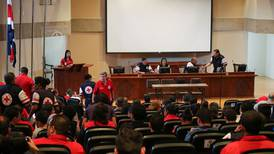 Cruz Roja posterga la elección de presidente