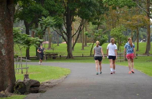 La Organización Mundial de la Salud recomienda 30 minutos de actividad física al día