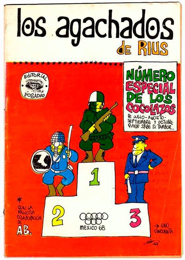 Rius o la revolución de la historieta latinoamericana Rius o la revolución de la historieta latinoamericana