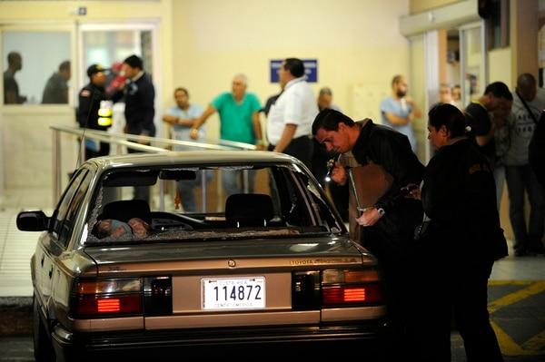 El hombre murió en el Hospital San Juan de Dios. | RAFAEL MURILLO