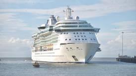 Puntarenas recibe primer  crucero de gran tamaño de la temporada