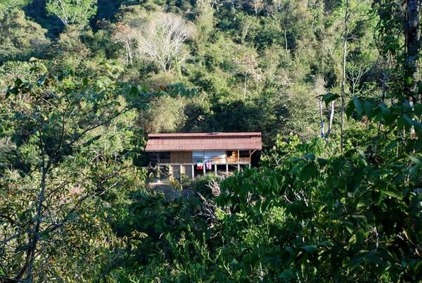 La nueva estación científica se encuentra en la reserva Karen Mogensen, en Jicaral de Puntarenas.   CORTESÍA DE KATIANA MURILLO
