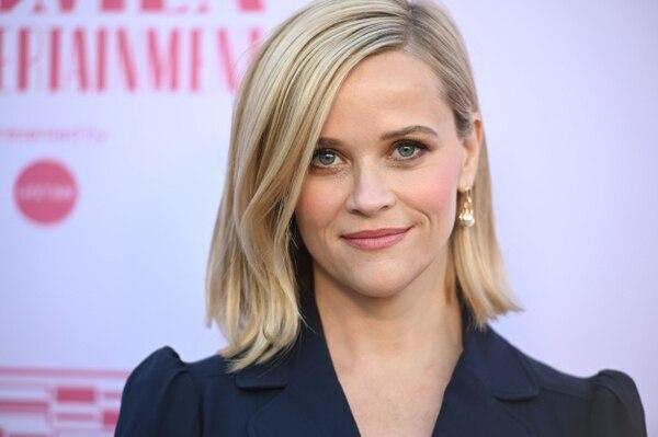 """Reconocida por su papel protagónico en las dos entregas de """"Legalmente rubia"""", Reese Witherspoon está entre las mejor pagadas de Hulu. Foto AFP"""