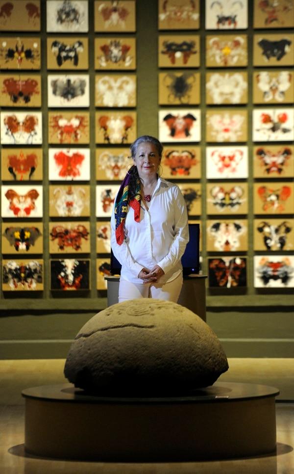 Rossella Matamoros se interesa por el tema indígena desde los años 80. Diana Méndez.