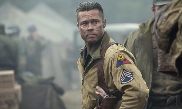 War Machine . Brad Pitt se convierte en el general Stanley McChrystal, en medio del conflicto afgano. Netflix
