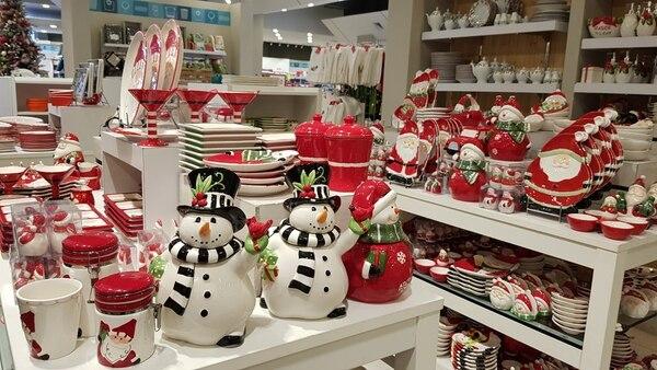 Decoración navideña. Foto: Aliss