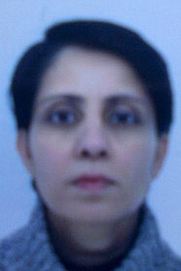La enfermera, que nació en la región de Mangalore en India, vivía en Bristol con su familia desde 2003. | AFP.