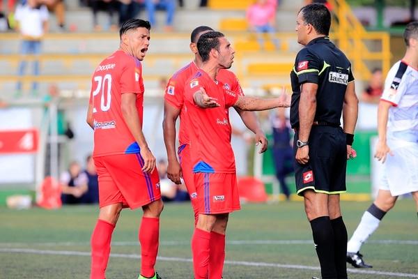 Pedro Navarro fue muy criticado por su actuación. | RAFAEL PACHECO