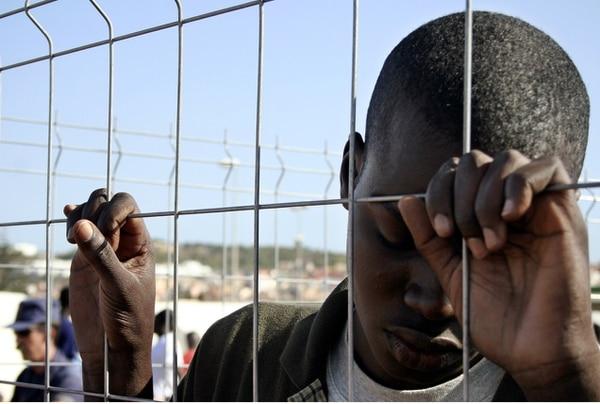 El enclave español de Melilla ha servido como punto del flujo de inmigrantes hacia España y Europa.