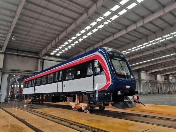 Primeras unidades estarán el último trimestre del 2020 en el país, luego de que la Fábrica CRRC Sifang Co. reanudara su operación regular tras la emergencia mundial por COVID-19. Foto: Cortesía de Incofer
