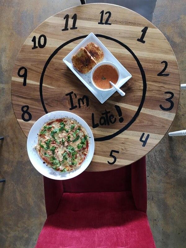 Nunca es tarde para comer. Foto: Osvaldo Calderón