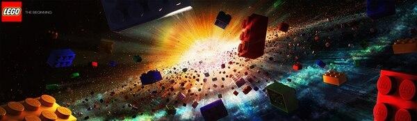 Big Bang - Lego
