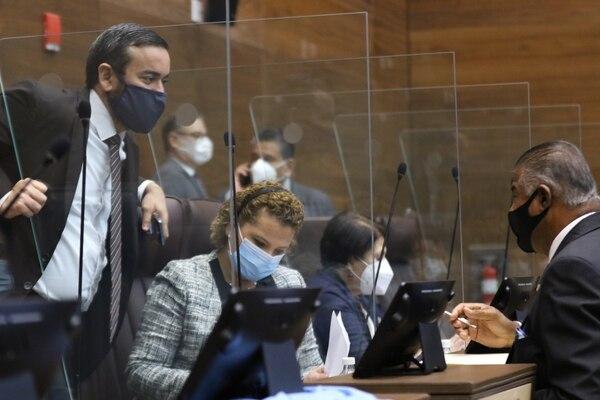 La Asamblea Legislativa aprobó en primer debate una reforma a la ley de usura.