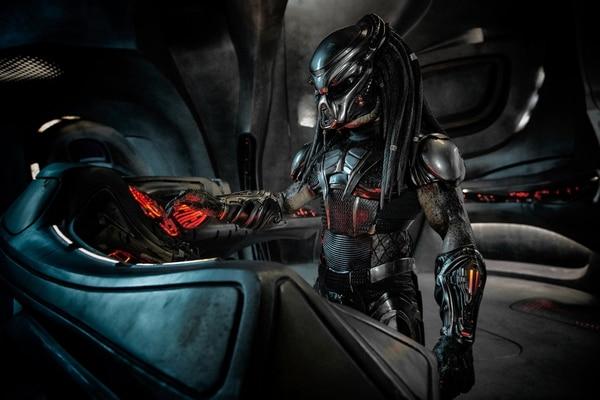 'The Predator' propone un nuevo comienzo para la saga de la icónica criatura. Viene dirigida por Shane Black. Foto: Twentieth Century Fox