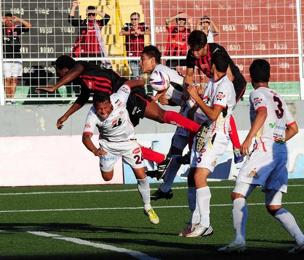 Manudos jugarán este jueves ante Beléb en el Alejandro Morera Soto.