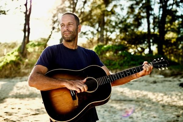 Jack Johnson, de 44 años, visitará Costa Rica por primera vez este año. Foto: Jack Johnson.com/Morgan Maasen
