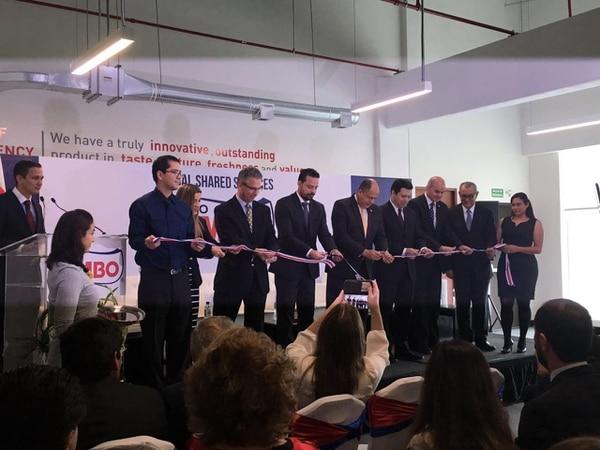El centro de servicios de Bimbo permitirá la contratación de 200 nuevas plazas desde hoy y hasta finales del 2017.