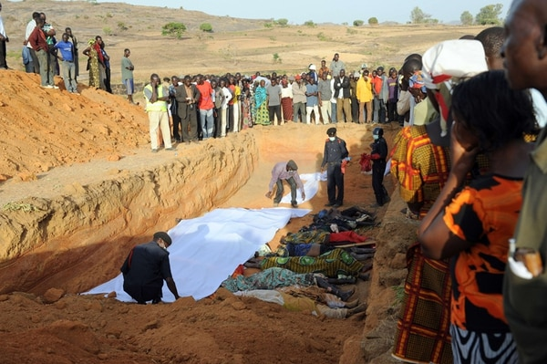En mayo del 2010 hubo una matanza similar en Dogo Nahawa. | AFP