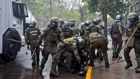 Incidentes en marcha mapuche en Chile dejan al menos 10 detenidos y 18 heridos