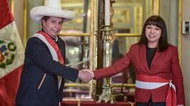 Pedro Castillo renueva su gabinete con ministros del ala más moderada