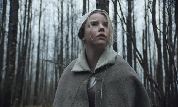 La actriz Anya Taylor-Joy es protagonista de 'La bruja'.
