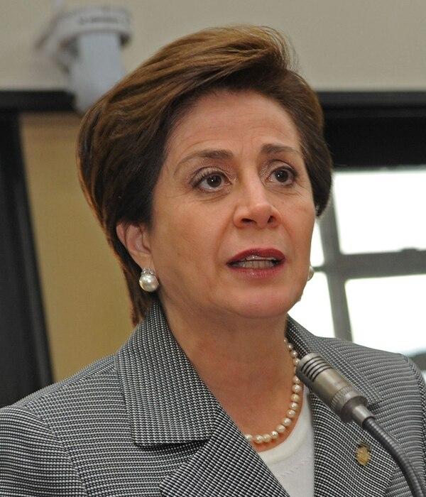 Gloria Bejarano propuso en 2010 esta iniciativa. | MAYELA LÓPEZ.
