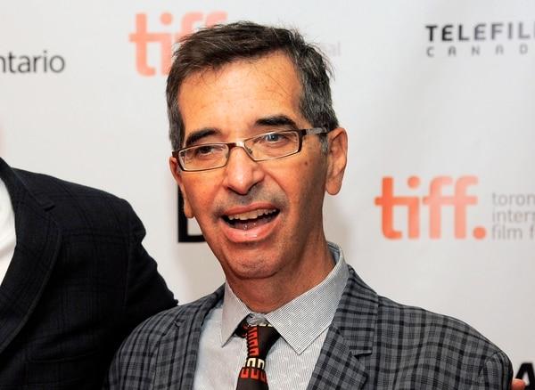 El director Richard Glatzer asistió en el 2013 al Toronto International Film Festival.