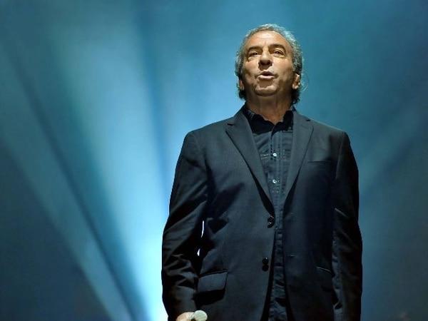Jose Luis Perales.   ARCHIVO