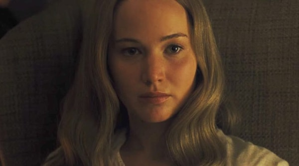 Jennifer Lawrence protagoniza '¡Madre!'.