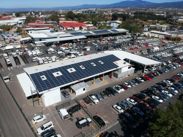 La instalación representó una inversión de $1,2 millones