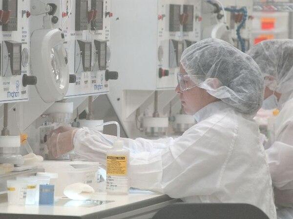 Según la Promotora del Comercio (Procomer), los dispositivos médicos son uno de los principales productos exportados a Estados Unidos. | ARCHIVO.