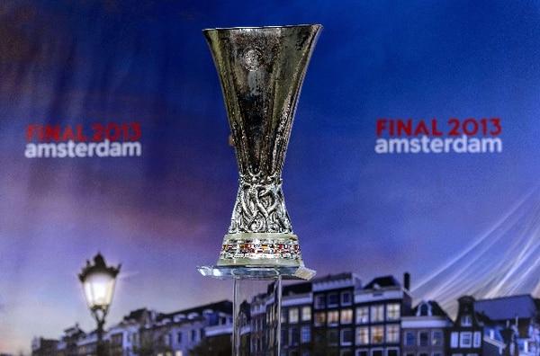 El sorteo de la Liga de Europa se celebró en Nyon, Suiza este jueves. | AFP