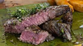 El pecado de la carne cométalo en Pinky's Food Truck, en Curridabat