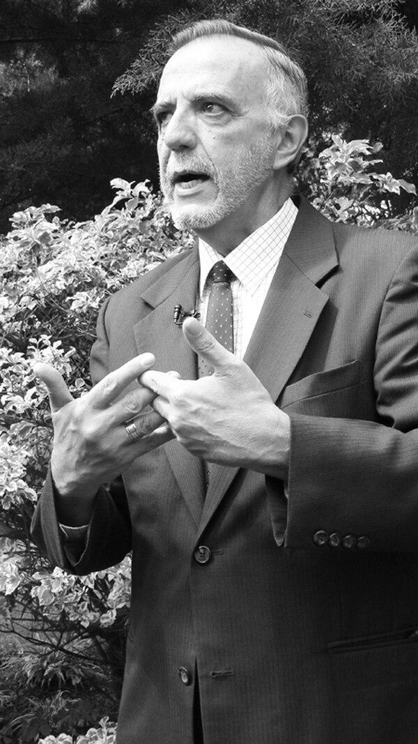 Iván Velásquez, comisionado de la Cicig: 'La realidad la cambia la sociedad'