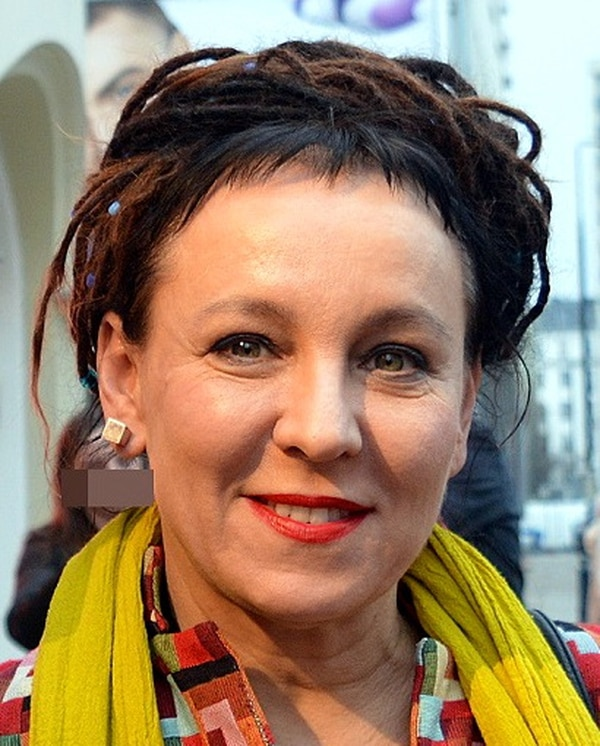 Olga Tokarczuk nació en 1962. Es la décimo quinta mujer en ganar el Nobel de Literatura. Foto: WikiCommons.