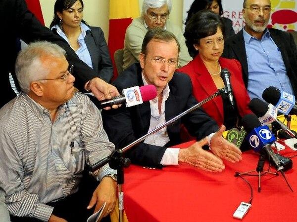 Finanzas electorales del PAC llegan a la lupa del Ministerio Público - 1