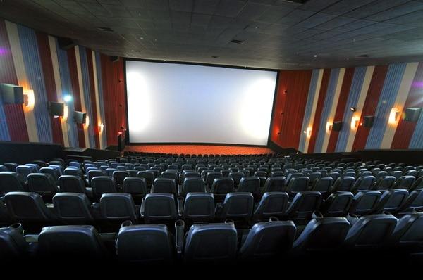 Así luce la nueva sala XD, ubicada en Cinemark del Este.Roy Soto para LN
