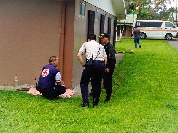 El menor estuvo desaparecido durante unos 50 minutos. Los bomberos que atendieron la emergencia lo encontraron ahogado dentro del desagüe. La Cruz Roja lo declaró fallecido en el lugar.   REINER MONTERO