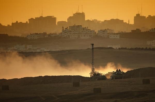 La violencia en la franja de Gaza, ejercida por el Gobierno de Israel, en respuesta a los ataques del movimiento terrorista Hamás, lleva a Costa Rica a buscar un equilibrio en sus manifestaciones sobre el conflicto. | AFP