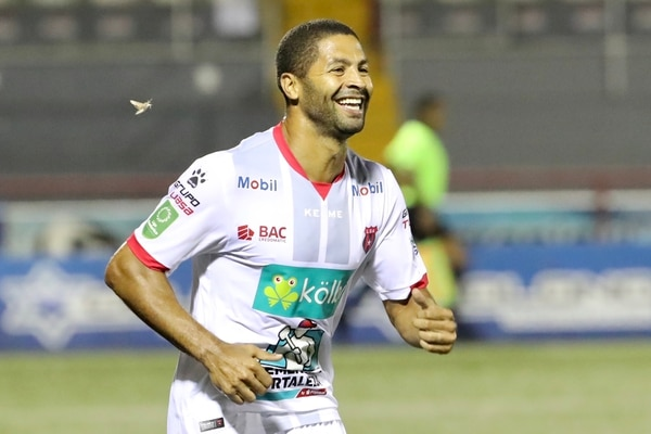 Álvaro Saborío ha sido determinante para Alajuelense en este arranque del Apertura 2020. Fotografía: Alonso Tenorio