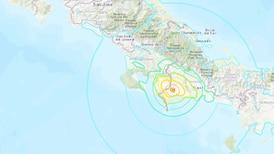 Fuertes réplicas se dan tras temblor de 6,7 grados en Panamá que sacudió a Costa Rica