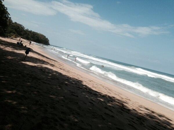 Playas de Doña Ana es permite a los visitantes disfrutar de diferentes facilidades.