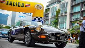 90 autos antiguos realizarán un rally en Jacó