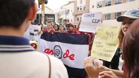 MEP rebajará salario a funcionarios que participen en huelga convocada para este miércoles